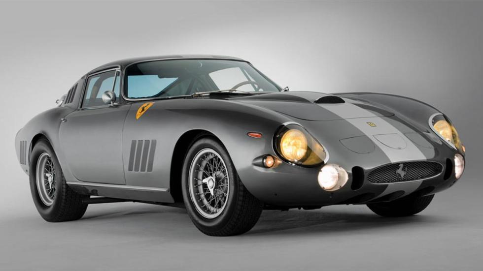 Ferrari 275 GTB/C Speciale deportivo clasico