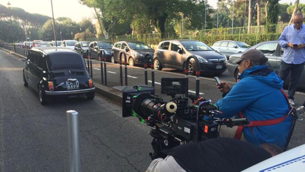 El Fiat 500 Limusina de la película Zoolander