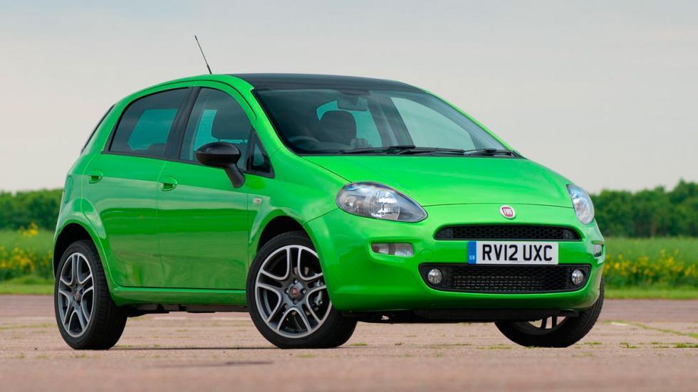 Fiat Punto coches nuevos antiguos