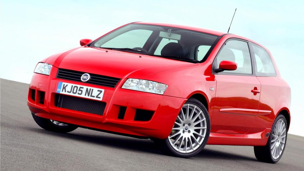 Fiat Stilo Schumacher Edition motorsport