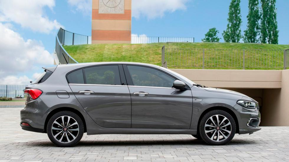 Fiat Tipo 2017 (IV)