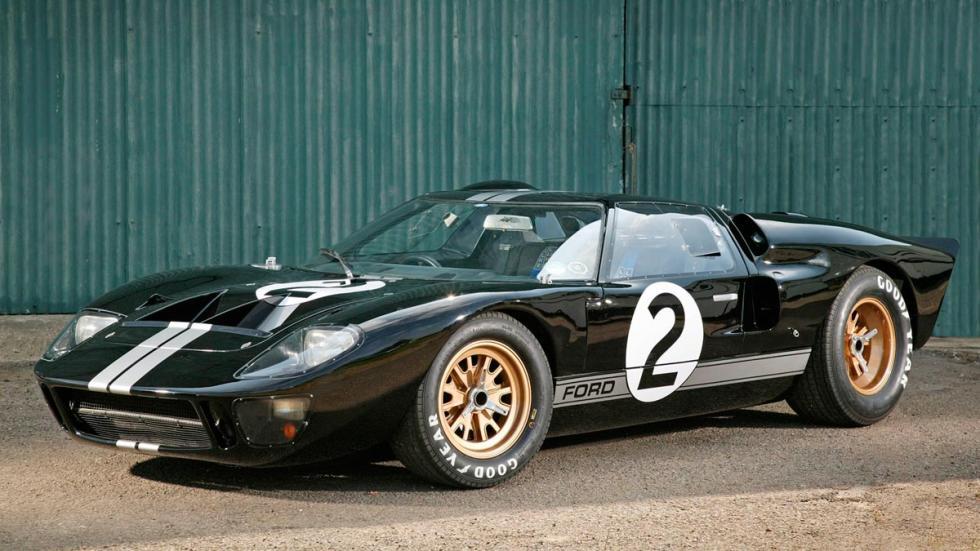 Ford GT40 1966 clásico motorsport