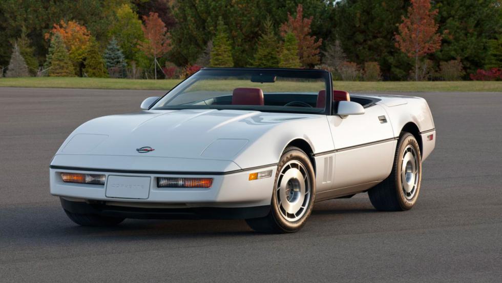 Chevrolet Corvette C4 (1984-1996)