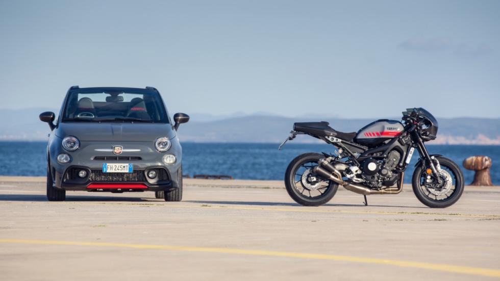 Fotos: Prueba Abarth 695 XSR Yamaha