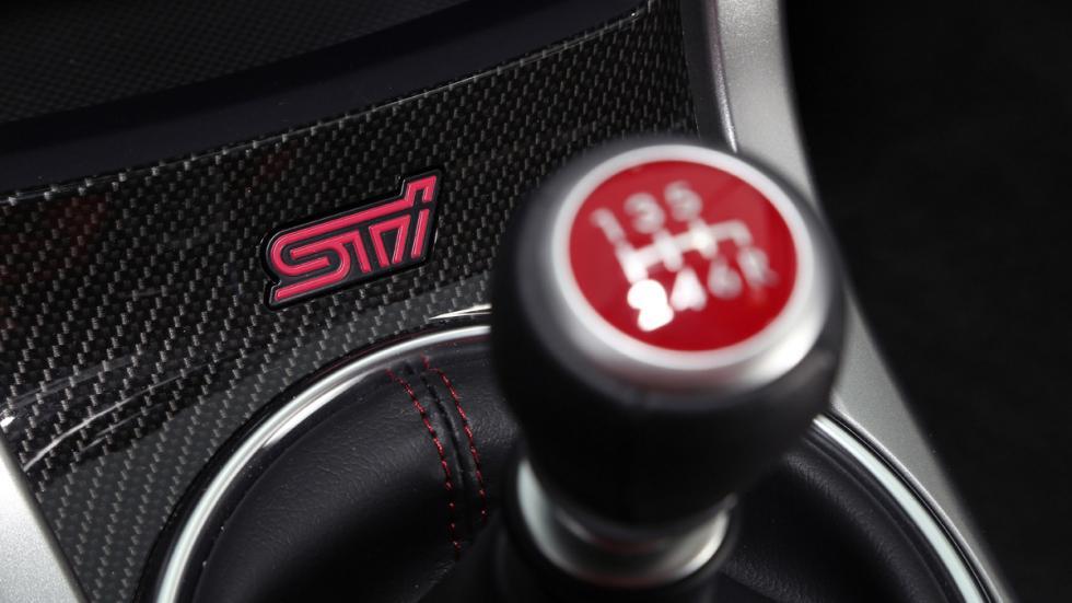 Fotos: prueba Subaru WRX STI