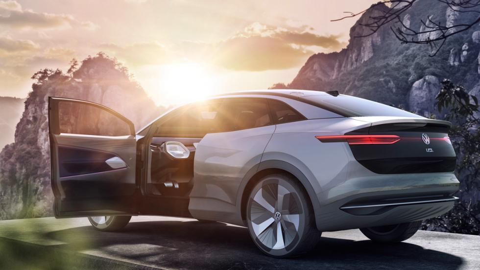 Fotos: Volkswagen Crossover I.D.