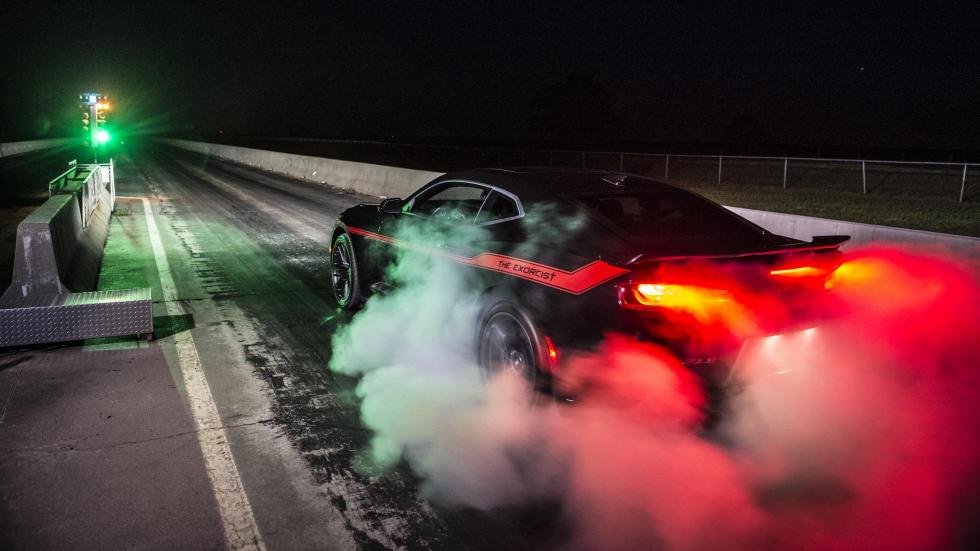 Hennessey Camaro ZL1 'The Exorcist' (X)