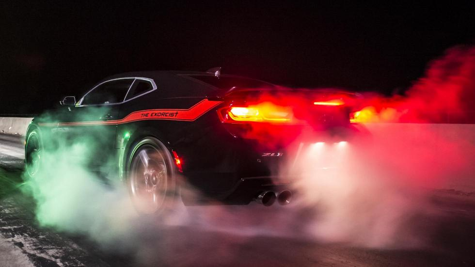 Hennessey Camaro ZL1 'The Exorcist' (XI)