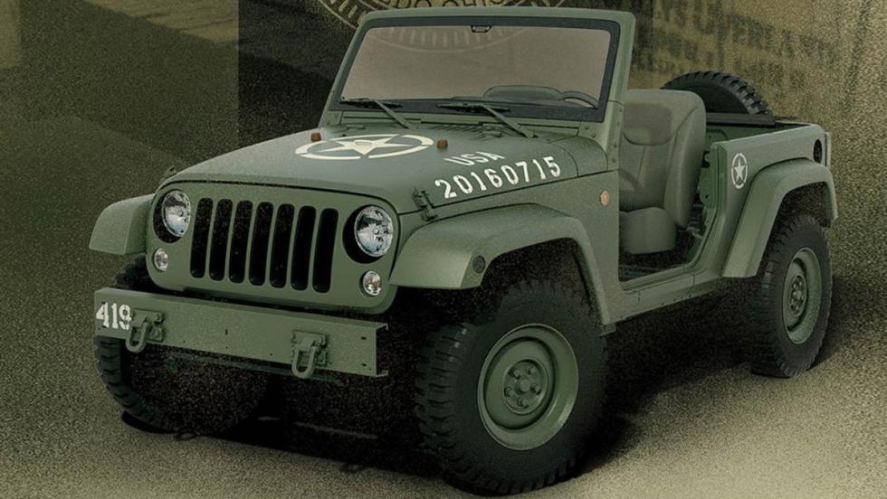 La historia del Jeep Willys en 10 claves - Y el 75th Salute Concept el mejor homenaje