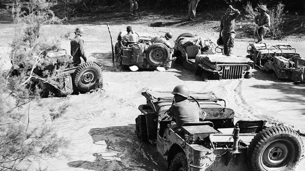 La historia del Jeep Willys en 10 claves - El apelativo de Jeep viene de...