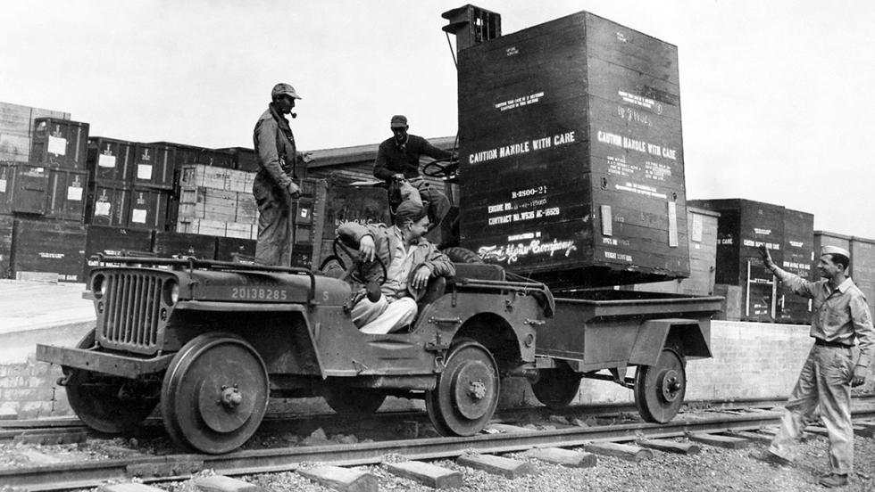 La historia del Jeep Willys en 10 claves - Fue un auténtico todoterreno...