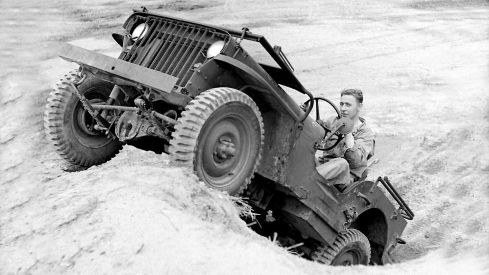 La historia del Jeep Willys en 10 claves - Fue diseñado en 1940 para el Ejército de los Estados Unidos