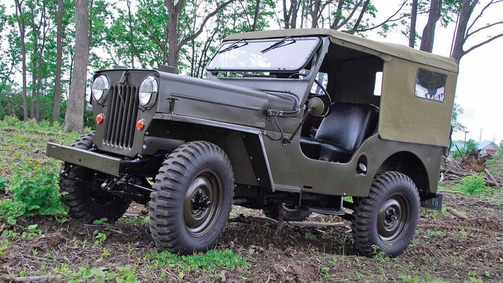 La historia del Jeep Willys en 10 claves - Inauguró el segmento de los todoterrenos