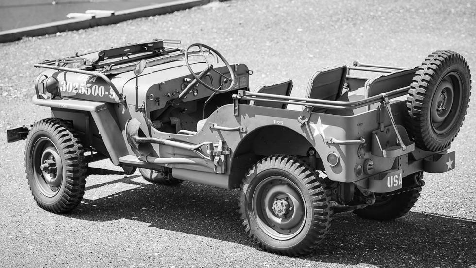 La historia del Jeep Willys en 10 claves - Se produjeron 645.000 unidades