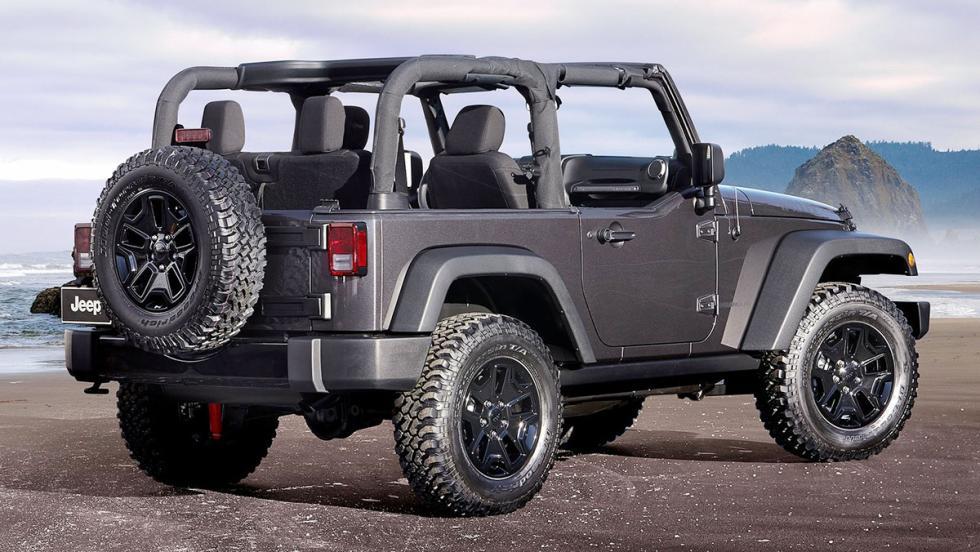 La historia del Jeep Willys en 10 claves - El Wrangler es su sucesor espiritual