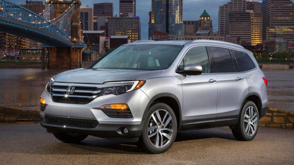 Honda Pilot coches usa