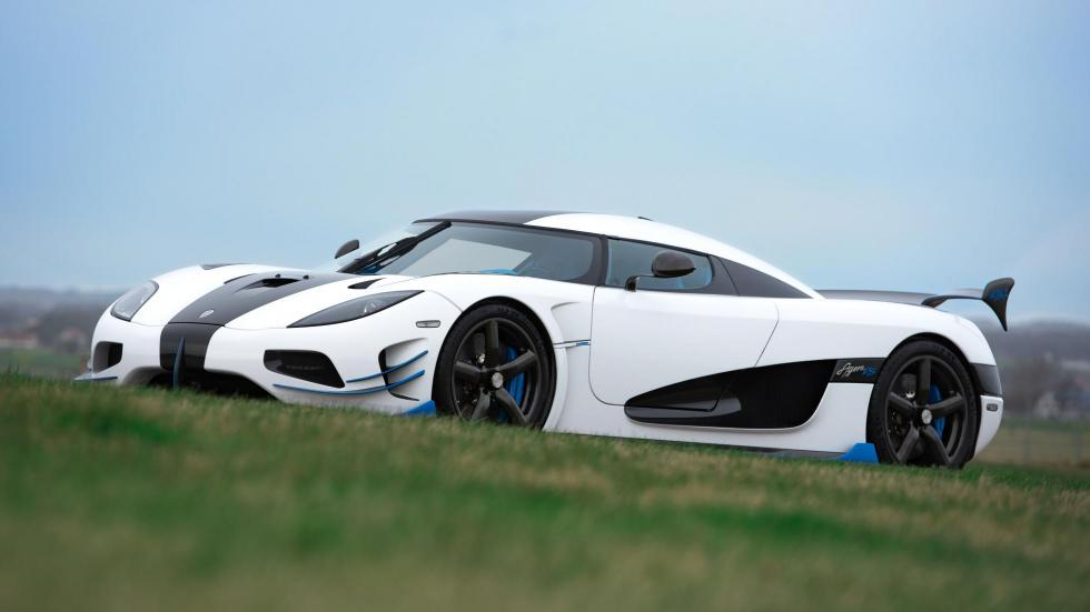 Koenigsegg Agera RS1 hiperdeportivo superdeportivo one-off