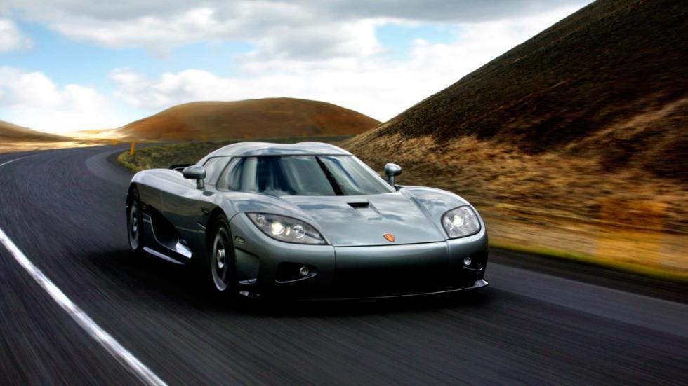 Koenigsegg CCX superdeportivo