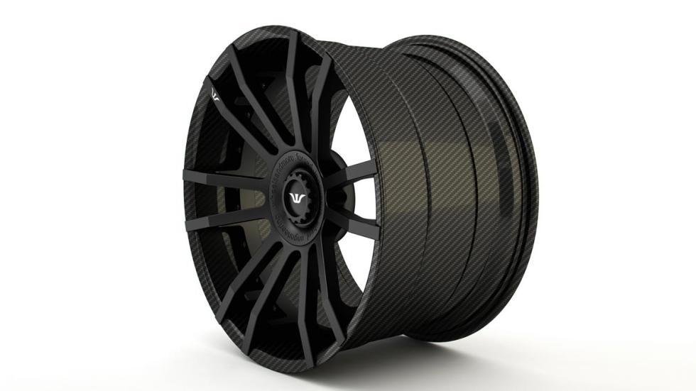Wheelsandmore llantas fibra carbono