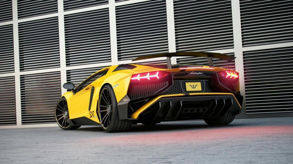 Lamborghini Aventador S Wheelsandmore superdeportivo preparaciones