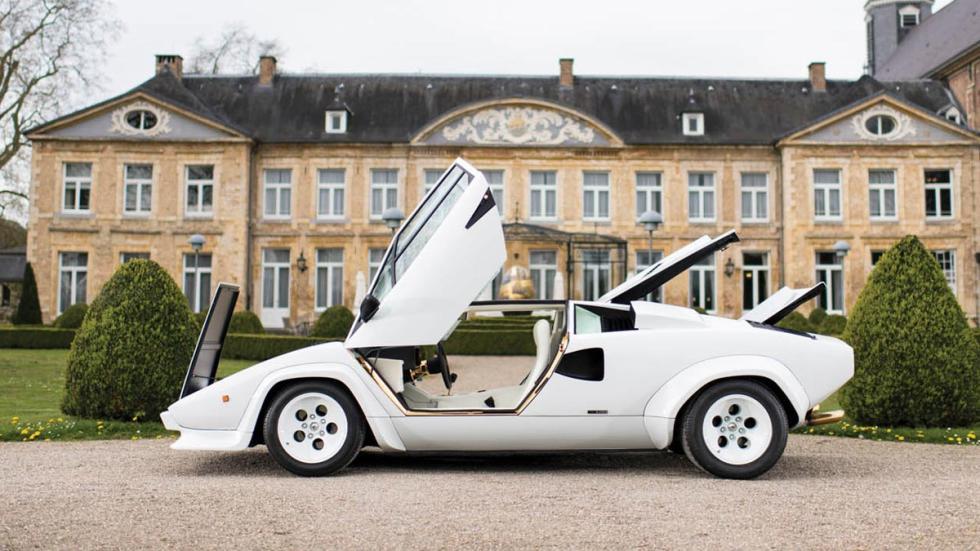 Lamborghini Countach 5000 QV clasico superdeportivo