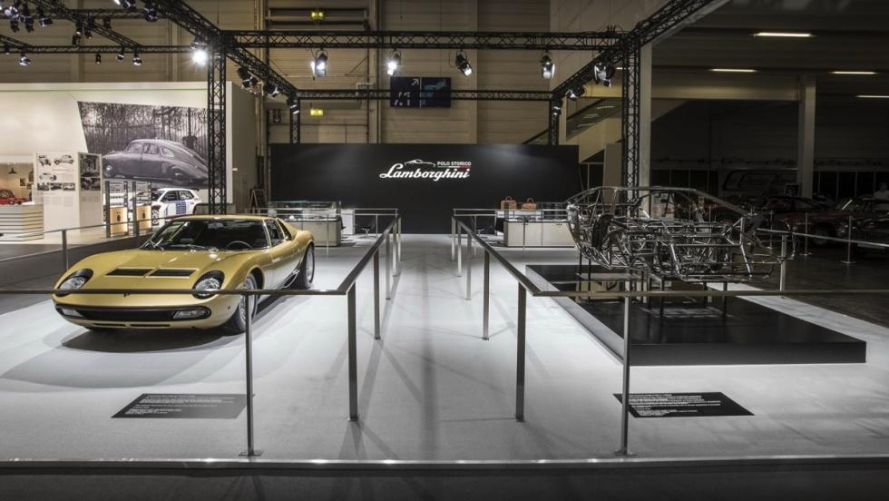 Lamborghini Miura by PoloStorico