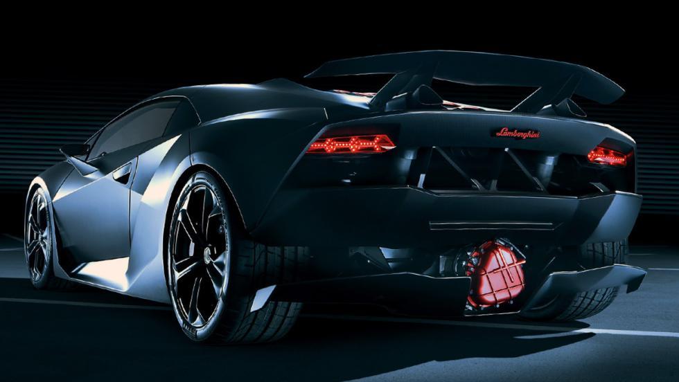 Lamborghini Sesto Elemento - Costaba 2,5 millones de euros