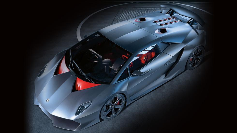 Lamborghini Sesto Elemento - ¿Quieres uno? Pues te deseamos suerte