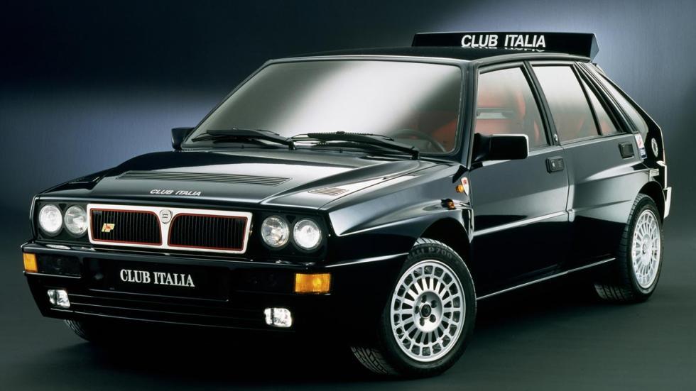 Lancia Delta HF Integrale Evo 2 Club Italia
