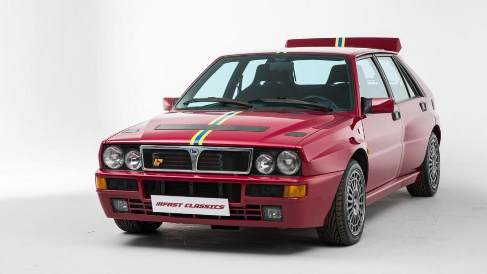 Lancia Delta HF Integrale Finale