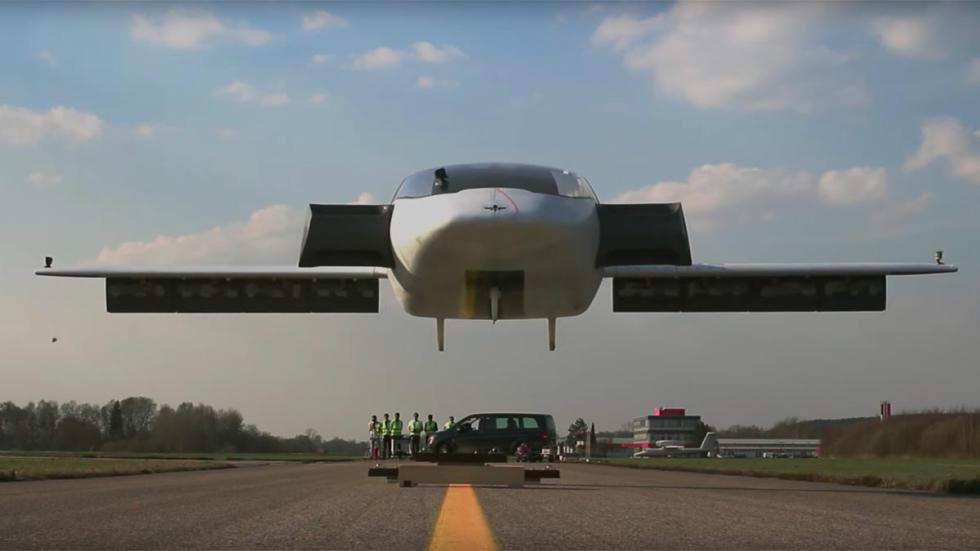 Lilium Jet avión personal futuro