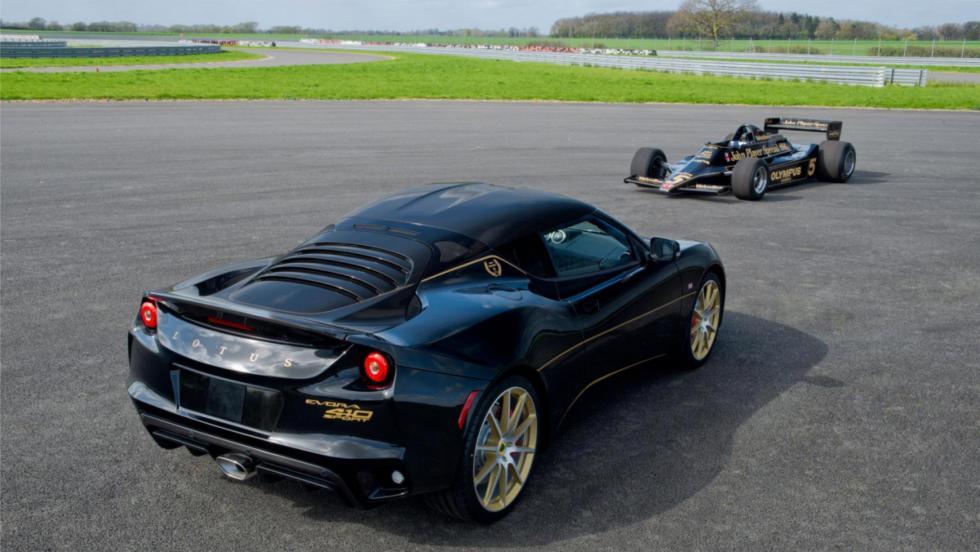 Lotus Evora Sport 410 GP Edition