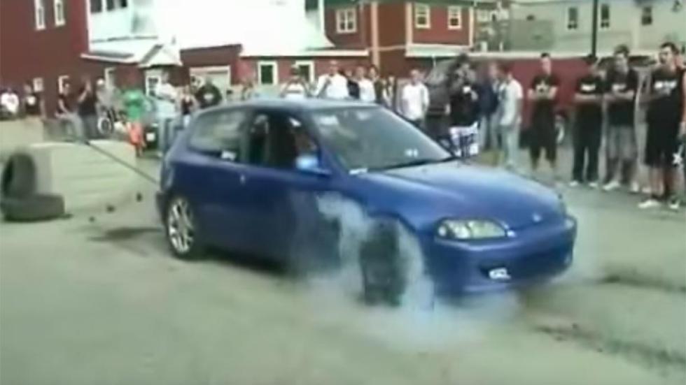 Maneras de destruir tu coche: quemar el motor