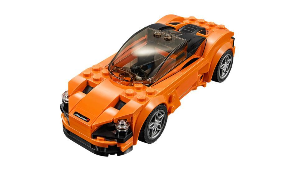 McLaren 720S de Lego (I)