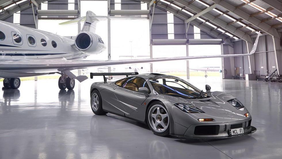 McLaren HDF frontal