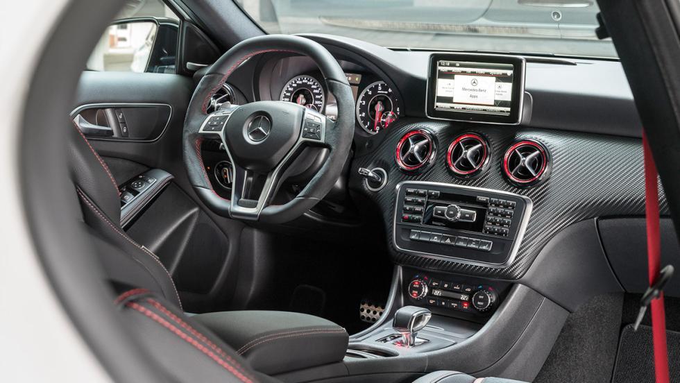 Los mejores AMG de la Historia - Mercedes A 45 AMG