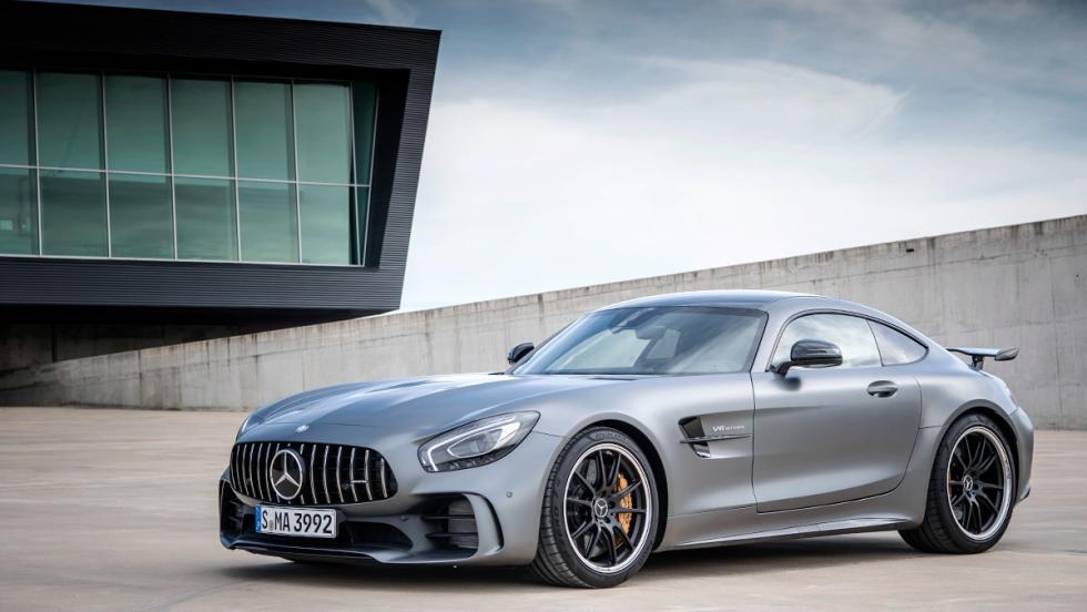 Los mejores AMG de la Historia - Mercedes-AMG GT-R