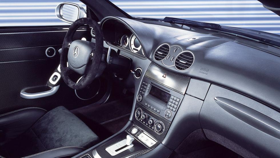 Los mejores AMG de la Historia - Mercedes CLK DTM AMG