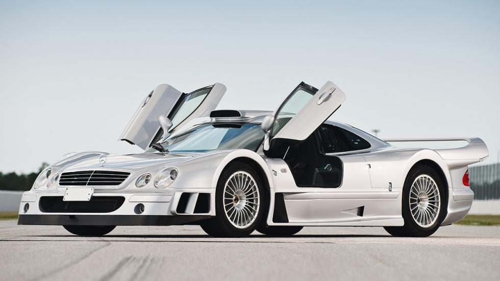 Los mejores AMG de la Historia - Mercedes CLK GTR