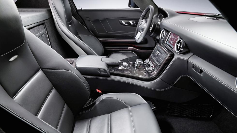 Los mejores AMG de la Historia - Mercedes SLS AMG