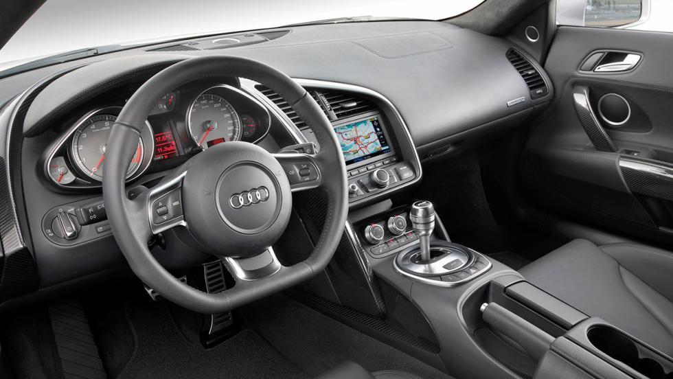 Los mejores Audi de la Historia - Audi R8