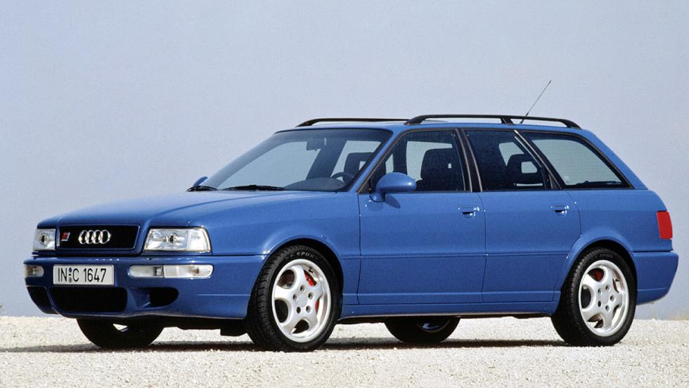 Los mejores Audi de la Historia - Audi RS2
