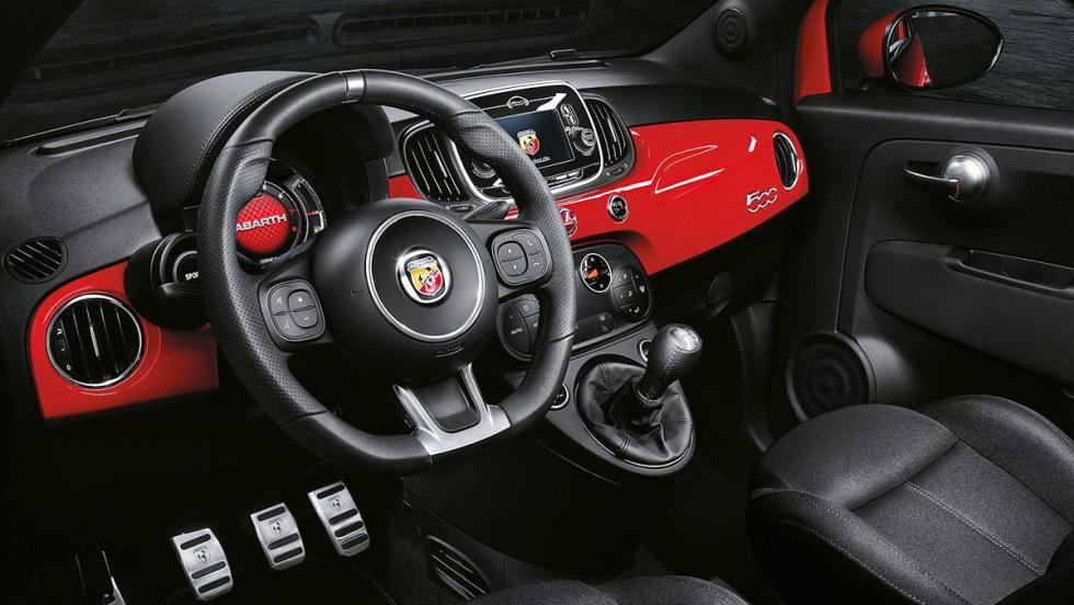 Los mejores cabrios 2017 - Abarth 595C Turismo