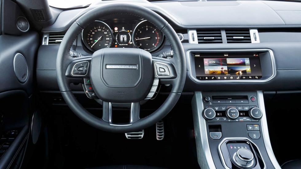 Los mejores cabrios 2017 - Range Rover Evoque Convertible