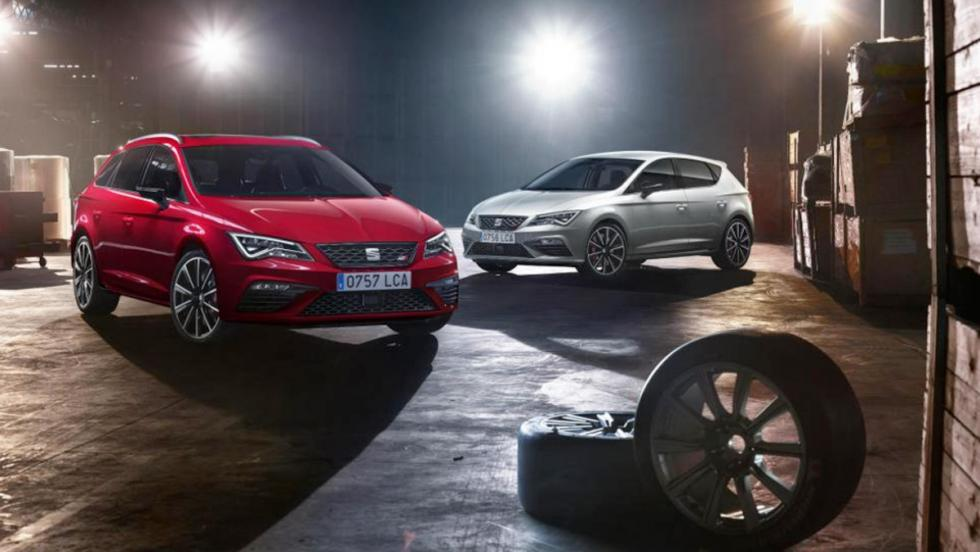 Mejores compactos 2017: Seat León Cupra (I)