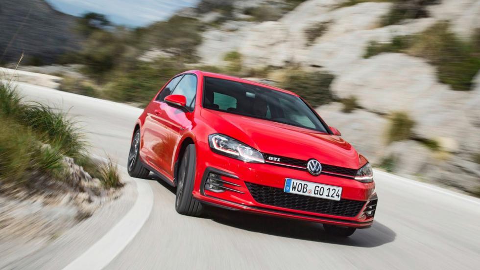 Mejores compactos 2017: Volkswagen Golf GTI (I)