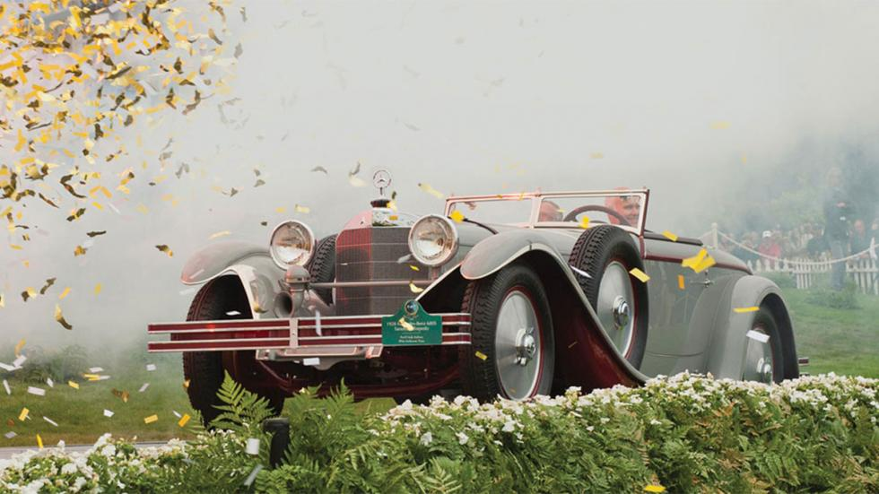 Mercedes 680 S Torpedo Saoutchik Roadster