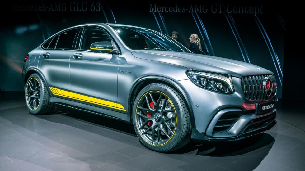 Mercedes-AMG GLC 63 Coupé