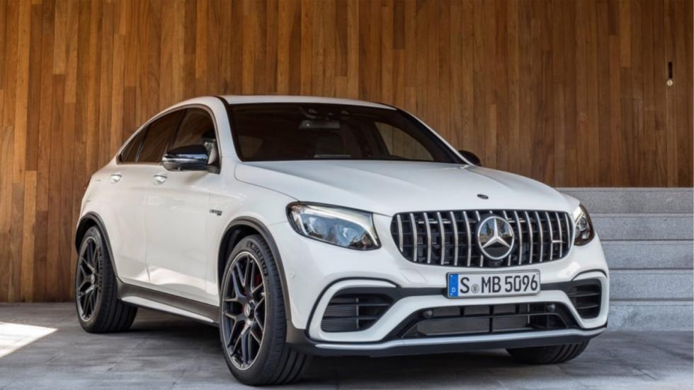 Mercedes-AMG GLC 63 S Coupé
