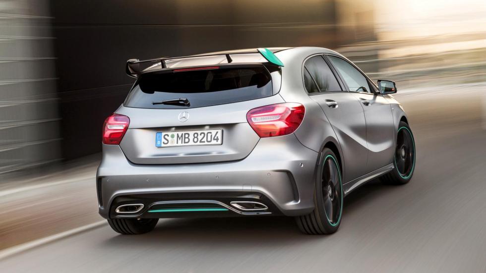 Mercedes Clase A Petronas Edition edicion especial